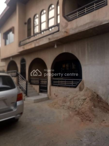 a Fairly Used and Spacious Newly Renovated Mini Flat, Iwaya Rd, Onike, Yaba, Lagos, Flat for Rent