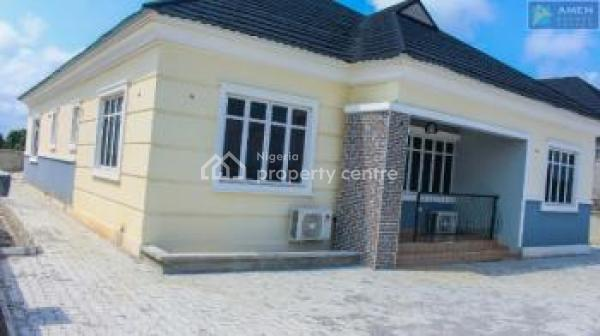 Beautiful Three Bedroom Bungalow  + Bq, Eleko Beach Road, Ibeju Lekki, Lagos, Detached Bungalow for Sale