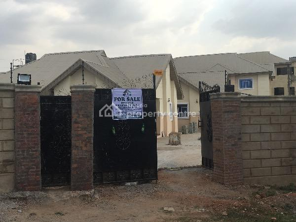 Newly Built 2 Units of 3 Bedroom Bungalow & 4 Units of 2 Bedroom Flat, Behind Gastab Filling Station, Tipper Garage, Off New Eleyele Road - Ologuneru Road, Ibadan, Oyo, Block of Flats for Sale