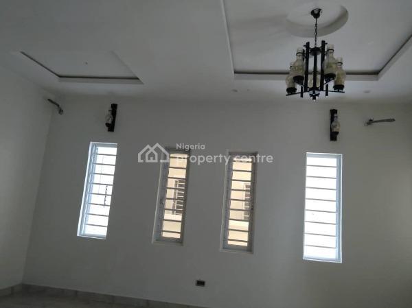 Newly Built 4 Bedroom Semi Detached with 1 Room Bq in a Mini Court, Chevron, Lekki, Lagos, Semi-detached Duplex for Sale