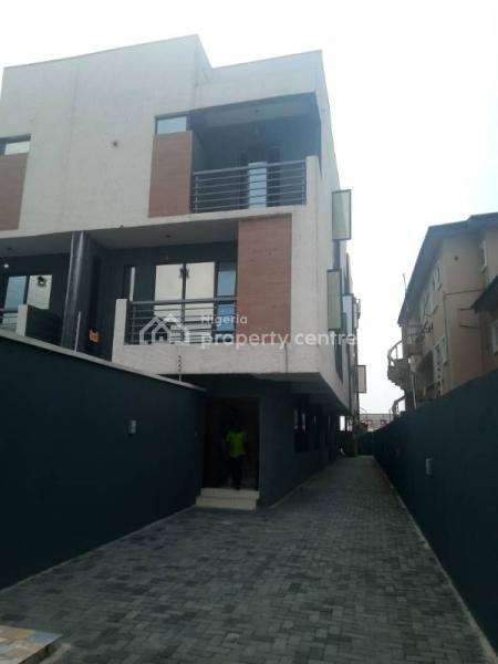 4 Bedroom Semi Detached Duplex, Lekki Phase 1, Lekki, Lagos, Semi-detached Duplex for Rent