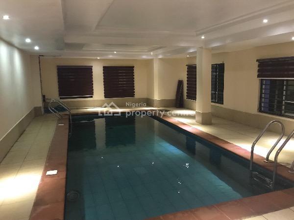 Luxury Furnished 3 Bedroom Short Let Apartment, Off Ruxton Road, Old Ikoyi, Ikoyi, Lagos, Flat Short Let