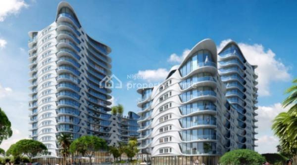 Off Plan: Super Luxury 2 Bedroom Ocean Front Apartments, Victoria Island (vi), Lagos, Block of Flats for Sale