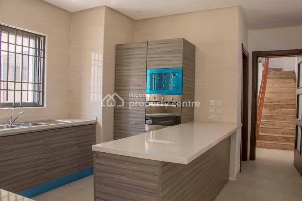 Newly Built 4 Bedroom Semi Detached Duplex, Pinnock Beach Estate, Lekki, Lagos, Semi-detached Duplex for Sale