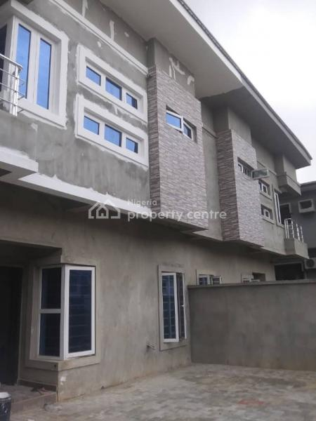 a Newly Built Wing of 3 Bedrooms Duplex + Bq, Diamond Estate, Phase 2, Gra, Magodo, Lagos, Flat for Rent