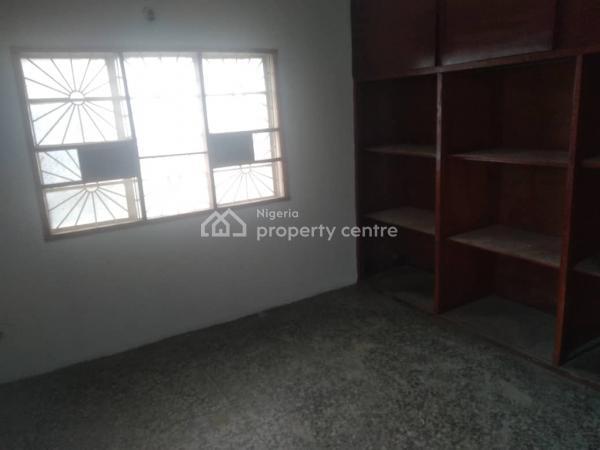 a Very Large Mini Flat, Upstairs, Adeyeri Estate, Off College Road, Ogba, Ikeja, Lagos, Mini Flat for Rent