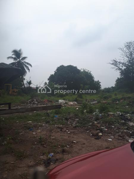 3.6 Acres of Waterfront Land with Jetty, Off Marine Road, Gra, Apapa, Lagos, Mixed-use Land for Sale