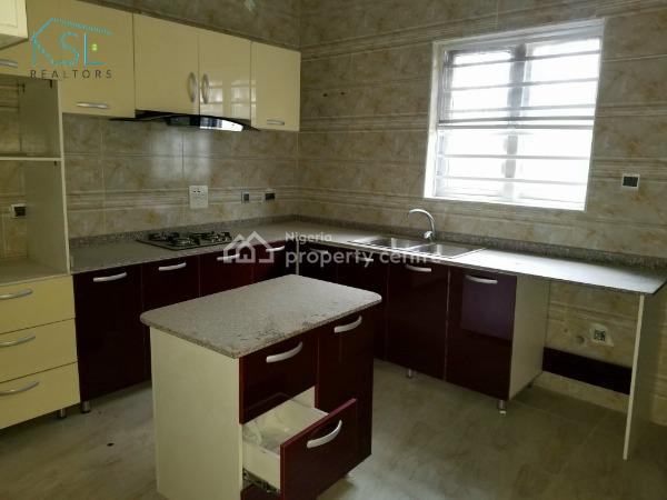 Standard 4 Bedroom Terraced Duplex, Orchid Hotel Road, By Second Toll Gate, Lekki, Lagos, Terraced Duplex for Rent