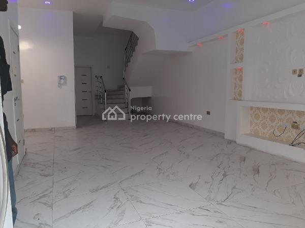 Exquisite 4 Bedroom Semi Detached  House, Chevyview Estate, Chevy View Estate, Lekki, Lagos, Semi-detached Duplex for Sale