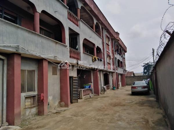 Blocks of Ten Flats Or Two and Three Bedroom with C of O, Jite Ogomigho Hostel Road Agodo, Egbe, Lagos, Block of Flats for Sale