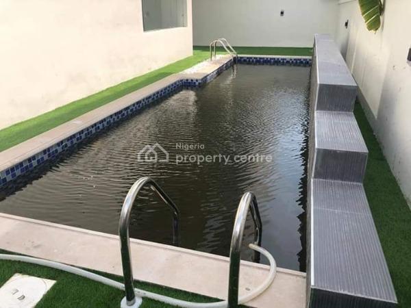 5 Bedroom Detached Duplex with Cinema, Swimming Pool & Bq (smart House)., Lekki Phase 1, Lekki, Lagos, Detached Duplex for Sale