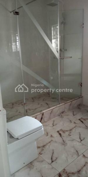 Newly Built Luxury 4 Bedroom Terrace, Orchid Road, Lafiaji, Lekki, Lagos, Terraced Duplex for Rent