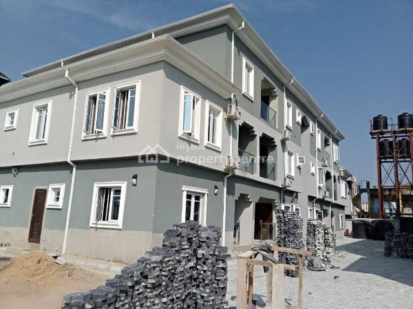 Brand New Serviced 2/3 Bedroom Flat Located in a Gated Environment, Ikate Elegushi, Lekki, Lagos, Mini Flat for Rent