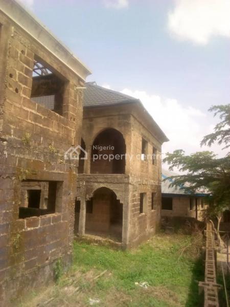 4 Bedroom Duplex & Twin Story 2 Bedroom, Nnpc Apata Ibadan, Ibadan, Oyo, Detached Duplex for Sale