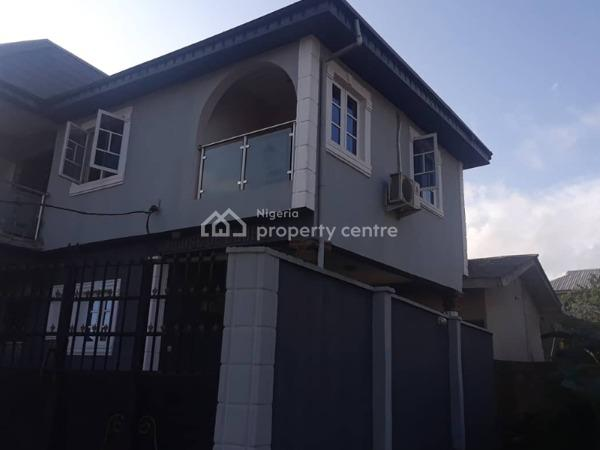 a Nicely Built Block of Flats on 223.179sqm, Ipaja, Lagos, Block of Flats for Sale