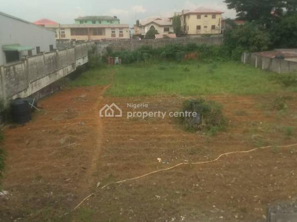 a Fenced 8 Plots of Land Measuring 5,329sqm, Ajao Estate, Isolo, Lagos, Commercial Land for Sale