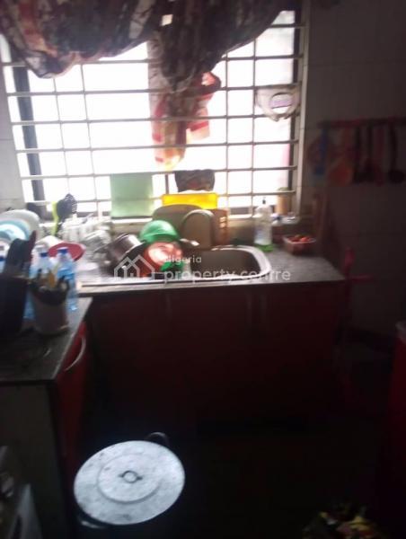 Tastefully Improved Ground Floor 3 Bedroom Flat, Ogba, Ikeja, Lagos, Flat for Sale