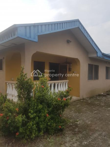 Lovely Two Bedroom Flat, Alone in Compound, Salvation Estate Owode Langbasa Road, Ado, Ajah, Lagos, Mini Flat for Rent