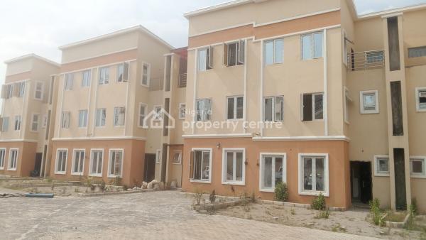 Brand New 4 Bedroom Terraced Duplex with Bq, Kaura, Abuja, Terraced Duplex for Sale