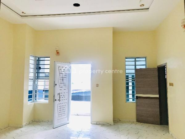 Uniquely Finished 4 Bedroom Luxury Fully Detached Duplex with a Domestic Room, Chevron Tollgate By Orchid Hotel Road, Lekki Expressway, Lekki, Lagos, Semi-detached Duplex for Sale