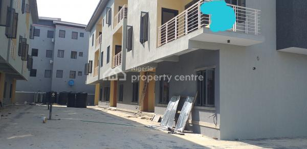 Taste Finished 4 Bedroom Terraced Duplex with a Bq, Ikate, Ikate Elegushi, Lekki, Lagos, Terraced Duplex for Rent