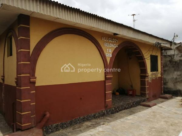 Tastefully Finished Bungalow with C of O, Off Ijoko Road, Ifo, Ogun, Block of Flats for Sale