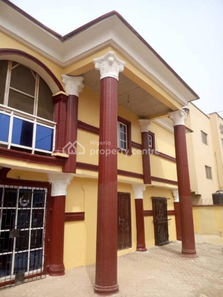 a Block of 4 Numbers of 3 Bedroom Flat on Tarred Street, Off Olohunkemi Road, Alapere, Ketu, Lagos, Block of Flats for Sale