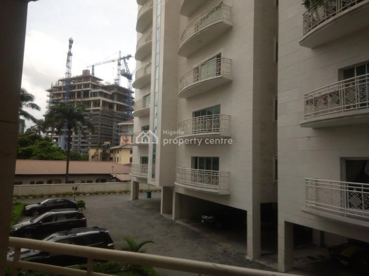 Serviced 4 Bedroom Apartment, Rumens, Old Ikoyi, Ikoyi, Lagos, Flat for Rent