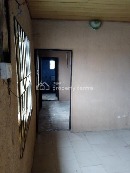 Neat Room and Parlor Self Contained, Cardinal Avenue, Okokomaiko, Ojo, Lagos, Detached Duplex for Rent