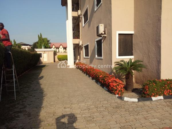 a Serviced 3 Bedroom Flat with a Room Bq, Off Aminu Kano Way, Wuse 2, Abuja, Flat for Rent