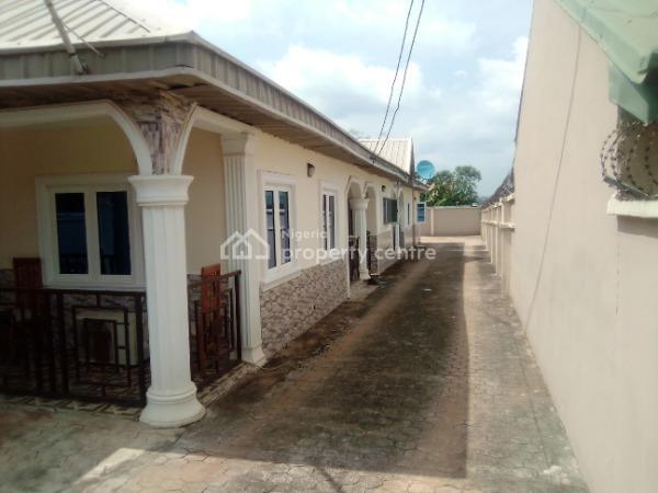 3 Bedroom Semi Detached Bungalow Code Akr, Aule Gra Extension, Akure, Ondo, Semi-detached Bungalow for Sale