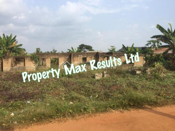 Plot of Land with Uncompleted Structure, Abayagani, Ife, Ife Central, Osun, Residential Land for Sale