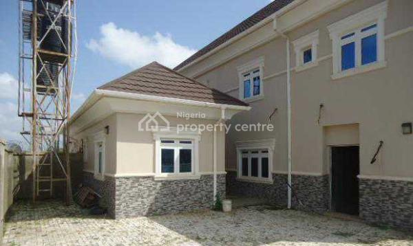 4bedroom Semi Detached Duplex with a Bq, Behind Suncity Estate, Lokogoma District, Abuja, Semi-detached Duplex for Sale