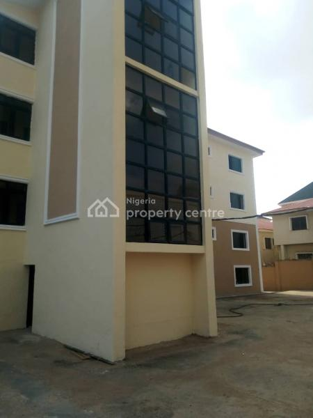 Brand New 3 Bedroom Flat with One Room Bq, Jesse Jackson Street, Asokoro District, Abuja, Flat for Rent