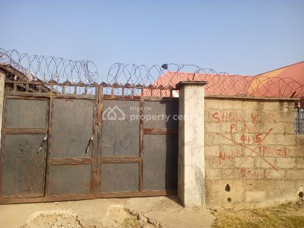 Property Comprising 3nos. 2-bedrooms Flat in a Compound, Behind Unimodel School Within The Neighborhood of Esu Karu Palace, New Karu, Karu, Nasarawa, Block of Flats for Sale