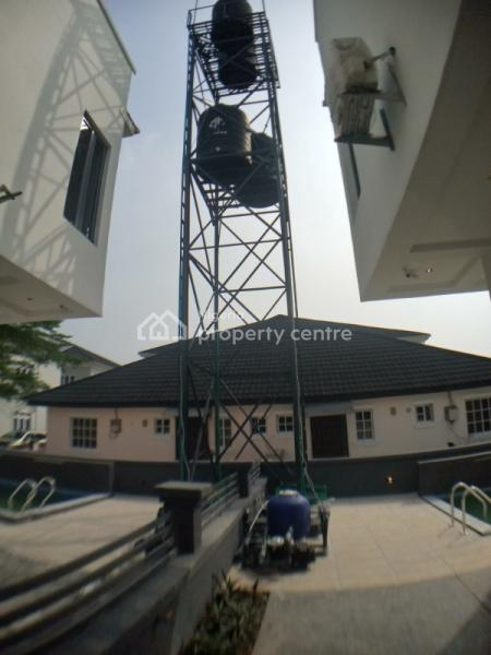 Contemporary Property with Gym, Pool, Cinema, Victory Park, Osapa, Lekki, Lagos, Detached Duplex for Sale