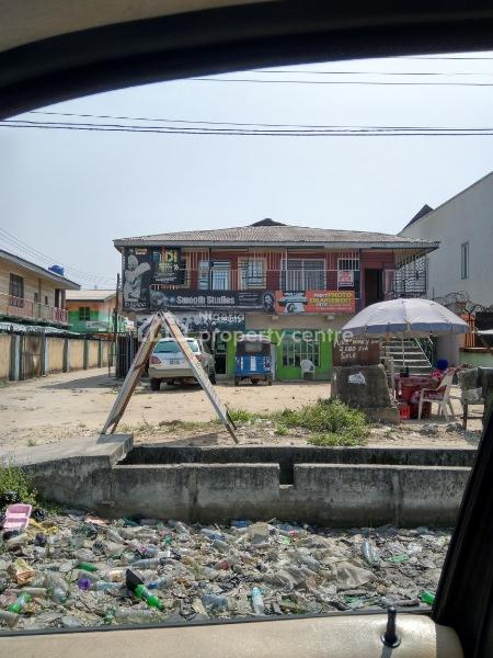 Business Office (upstairs), Effurun/sapele Road, Effurun, Uvwie, Delta, Office Space for Sale