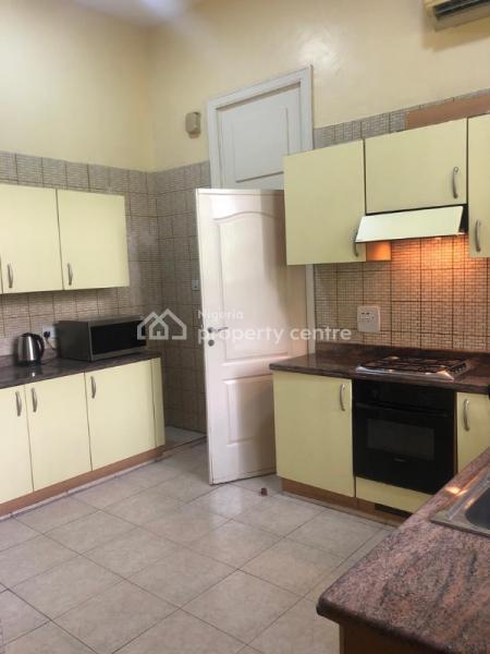 Lovely 4 Bedroom Transit Apartment, Lagoon Avenue, Osborne, Ikoyi, Lagos, Terraced Duplex Short Let