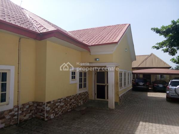 Luxury 5 Bedroom Detached with 5 Units 1 Bedroom Bq, Prince and Princess Estate Drive 1 Opposite Kaura Market, Gudu, Abuja, Detached Bungalow for Sale