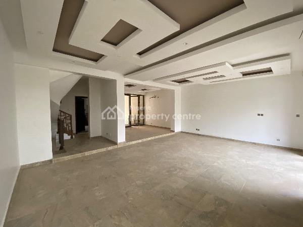 Fully Refurbished Luxury 4 Bedroom Terrace, Manbilla Court, Osborne, Ikoyi, Lagos, Terraced Duplex for Rent