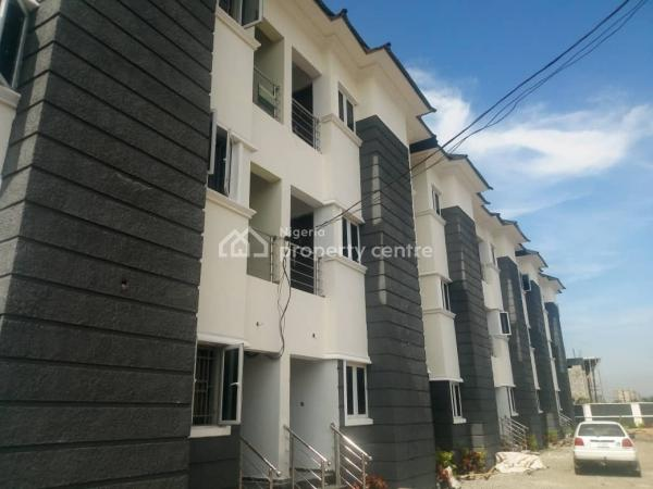 a Newly Built and Finished Five(5)  Bedroom Terraced Duplex, Close to Cornerstone School and Ibeto Hotel, Gudu, Abuja, House for Rent