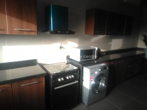 Furnishedserviced 2 Bedroom Flat with Pool and Gym, Jabi, Abuja, Flat for Rent