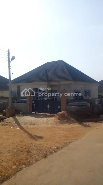 3 Bedroom Bungalow Carcass with Mortgage Plan, By Queens Estate, Gwarinpa, Abuja, Detached Bungalow for Sale
