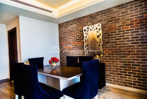 White Velvet (3) Three Bedroom Apartment, Victoria Island (vi), Lagos, Flat Short Let