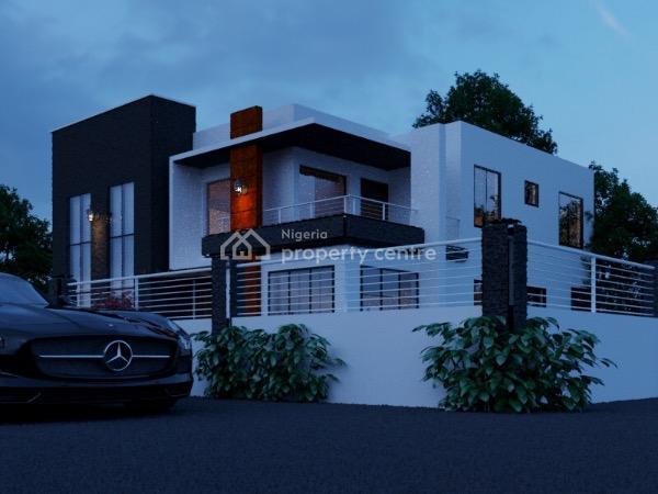 Estate Luxury Plots, Around Ecowas Estate, Katampe, Abuja, Residential Land for Sale