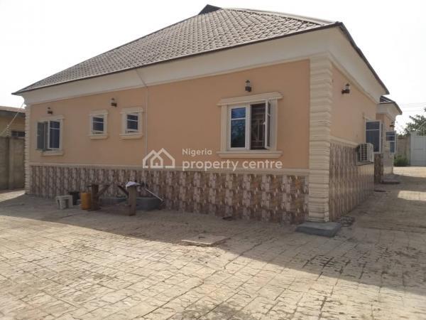 Furnished Luxury 3 Bedroom Bungalow, Road 202, Inec Quarters, Shagari Estate, Akure, Ondo, Detached Bungalow for Sale