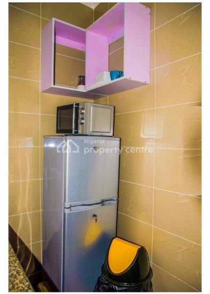 1 Bedroom Serviced Apartment with Swimming Pool, Vgc, Lekki, Lagos, Mini Flat Short Let