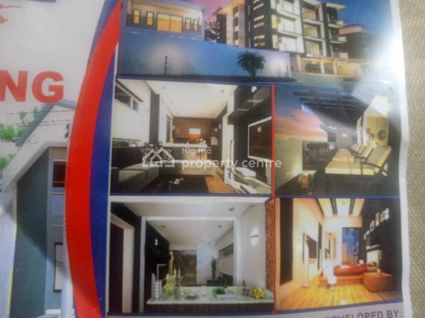 Serviced Luxury 2bed Flat, Bridgegate Iberekodo, Agungi, Lekki, Lagos, Flat for Sale