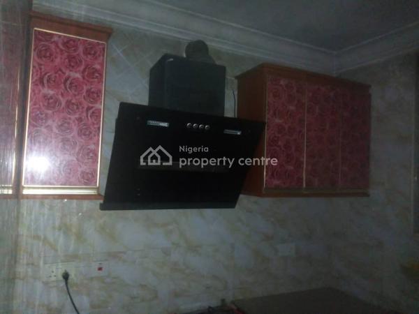 12hours Serviced 3 Bedroom Flat, New Road, Igbo Efon, Lekki, Lagos, Flat for Rent