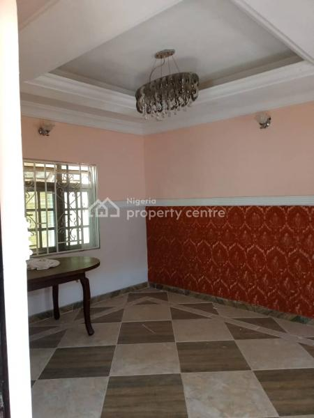 Well Built Room and Parlour Self Contained, Ekhewan Road, Close to Agho Junction, B/c, Benin, Oredo, Edo, Flat for Rent